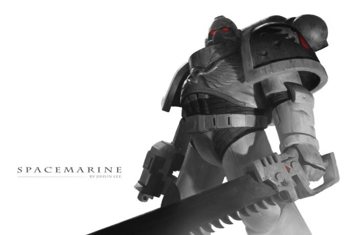 Ji Hun Lee space_marine_by_jihunlee_dc8wq30-fullview
