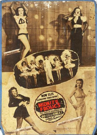 midnite-frolics-burlesque-posters