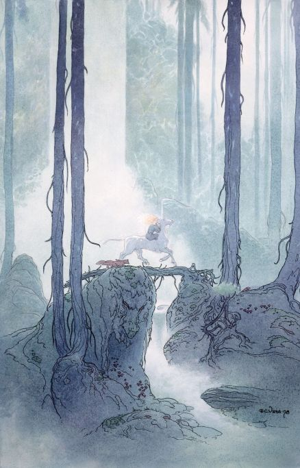 charles-vess-in-the-deep-wood