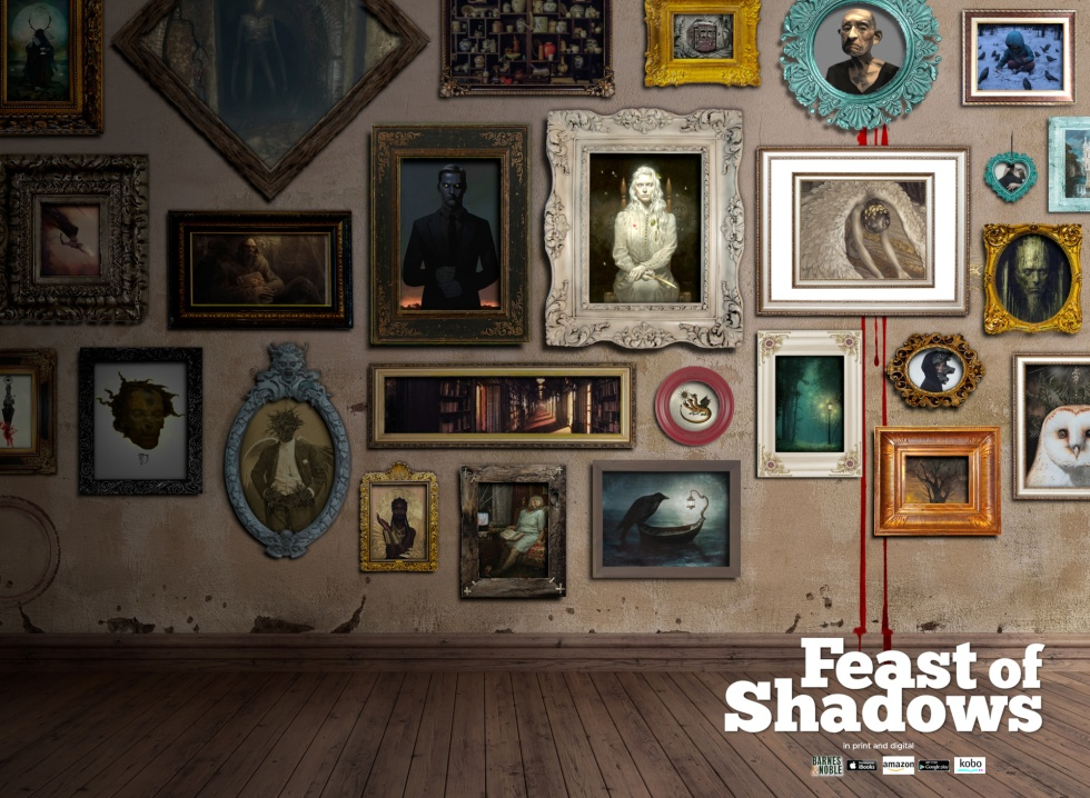 Feast of Shadows Photo Wall (small)