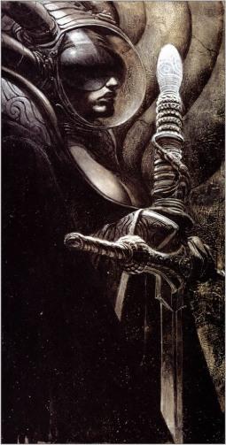 Juan Gimenez, VIII Justice (Tarot)