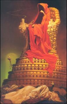 Michael Whelan, Crimson King
