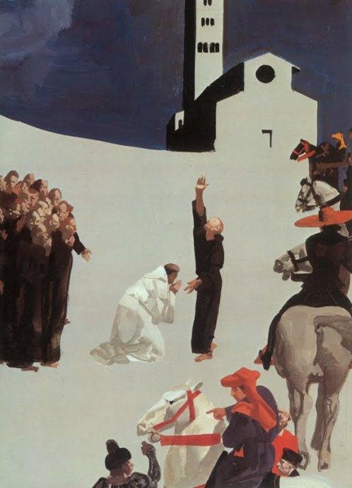 Ferenc Pinter i fioretti di san francisco