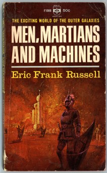 Paul Lehr Men-Martians-and-Machines-1