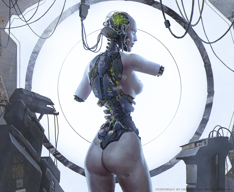 yintion jiang - cyborg