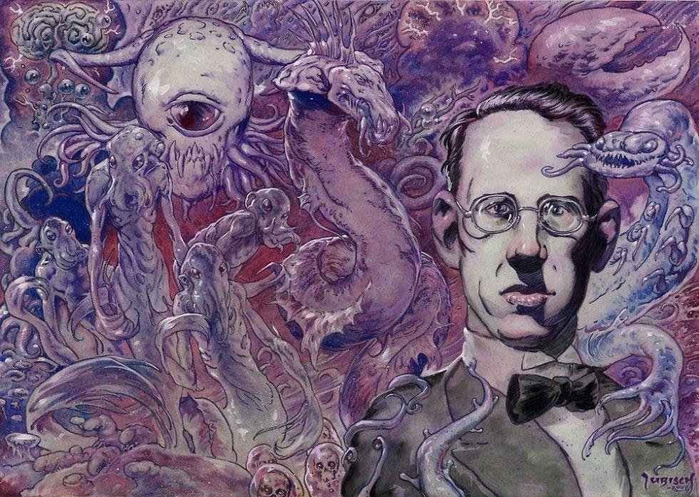 Mike Dubisch Beyond Lovecraft