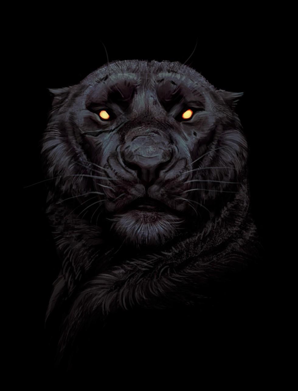 maria zolotukhina - panther