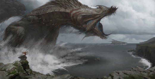 jeff-mcateer-sommoner-dragon-seamonster-conceptart-jeff-mcateer-unnaturalthings